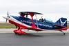 Ed Hamill's biplane.