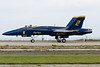 Blue Angel 2 returning to base.