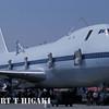 This 747 has been modified to carry the space shuttle.