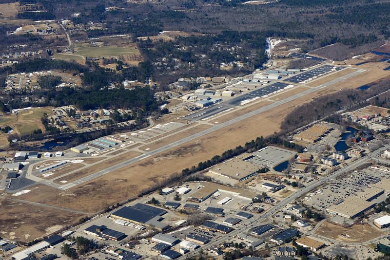 Nashua Airport in Nashua, NH.
