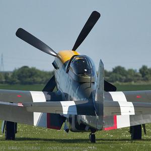P-51D Ferocious Frankie