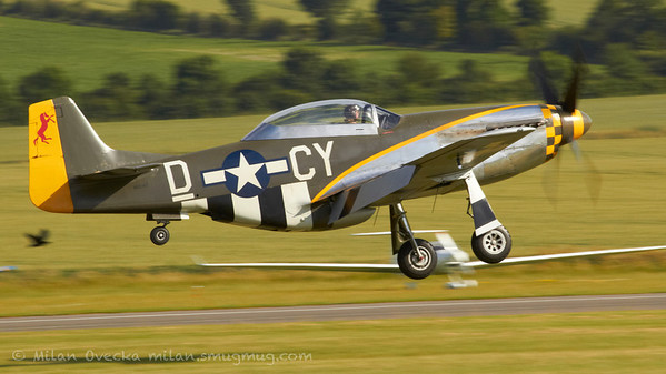 "P-51D Mustang ""Miss Velma"", The Fighter Collection, Flying Legends, Duxford 2012"