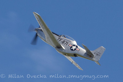 Flying Legends, Duxford 2012