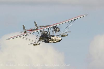 Sikorski S-38, Tom Schrade, Flying Legends, Duxford 2012