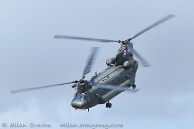 Boeing Chinook HC2, No 18 Squadron, RAF Odiham