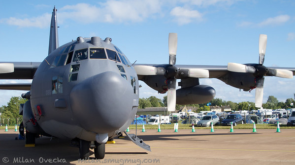 "Lockheed MC-130P Combat Shadow, 67th Special Operations Squadron ""Night Owls"""