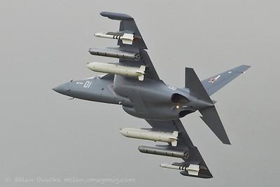 Yakovlev YAK-130, Irkut Corporation, Irkutsk, Russia
