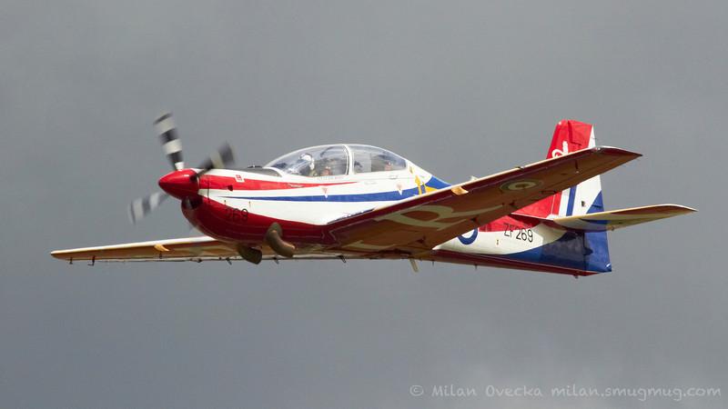 Shorts Tucano T1, CFS Flight/No 1 Flying Training School, RAF Linton on Ouse