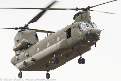 Boeing, Chinook, HC2, Royal Air Force