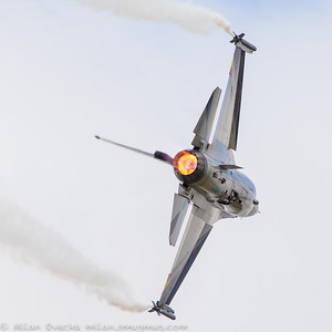 "Captain Renaud ""Grat"" Thys, F-16AM, Belgian Air Component"
