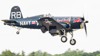 Chance Vought F4U-4 Corsair, Flying Bulls