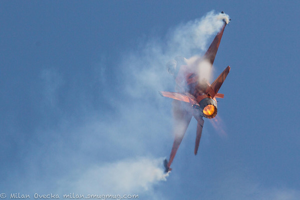 "Captain Stefan ""Stitch"" Hutten, F-16AM, Fighting Falcon"