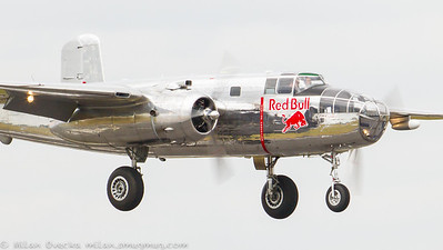 B-25J Mitchell, Flying Bulls