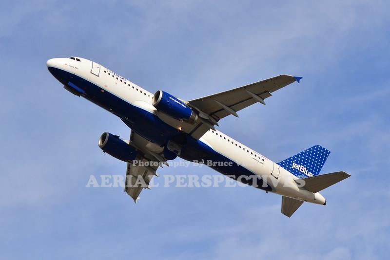 N659JB - 2007 Airbus A320-232