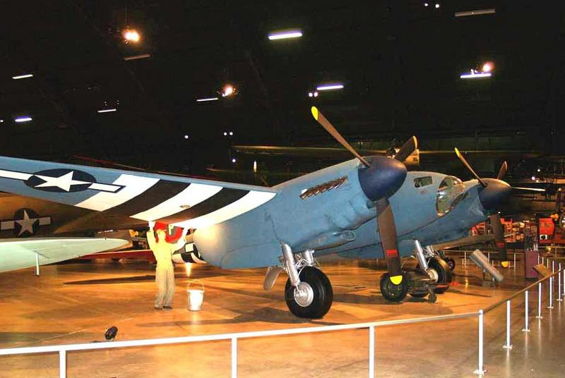de Havilland D.H.98 Mosquito [1946] s/n RS709<br /> National Museum of the USAF, Dayton, Ohio - April 2008