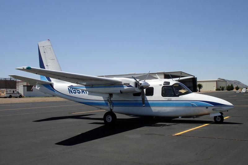 Aero Commander 500A [1962] N95AR