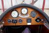 Pietenpol Air Camper (Baum) [1964] NX12969 panel<br /> Fulcher Field, Terlingua, Texas - February 2013