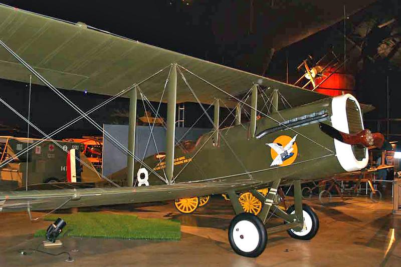 de Havilland D.H.4 reproduction<br /> National Museum of the USAF, Dayton, Ohio - April 2008