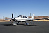 Cirrus SR22-G3 GTS Turbo [2007] N429SR<br /> Casparis Airport, Alpine, Texas - February 2011<br /> <br /> The Cirrus SR22 Generation Three (G3) is the new incarnation of the SR line. Aero-News reports that the G3 has a glass cockpit with advanced avionics and is 53 pounds lighter than the comparably-equipped G2 version. New features on the G3 include a lighter wing, increased fuel capacity, LED recognition lights in the wing tips, improved handling, and two new paint schemes. There are four versions of the plane with features such as a 310-hp engine, an anti-ice system, and onboard satellite weather. This the SR22-G3 GTS Turbo version.