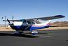 Cessna 182P Skylane [1973] N78556<br /> Casparis Airport, Alpine, Texas - November 2010