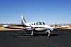 Cessna 340A RAM Series IV [1977] N615PJ<br /> Casparis Airport, Alpine, Texas - November 2010<br /> <br /> This aircraft has undergone the RAM Series IV performance upgrade.