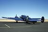 Beechcraft C-45H Expeditor [1954] N167ZA (s/n 52-10762)<br /> Casparis Airport, Alpine, Texas - January 2011
