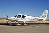 Cirrus SR22 Turbo [2006] N987WT<br /> Casparis Airport, Alpine, Texas - January 2011