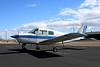 Beechcraft B19 Musketeer Sport [1973] N100RF<br /> Casparis Airport, Alpine, Texas - December 2011
