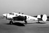 Beechcraft C-45H Expeditor [1942] N772W (s/n 52-10813)<br /> Oxnard Airport, Oxnard, California - early 1970s<br /> <br /> The C-45 was the military version of the Model 18, although this one is now a civilian aircraft, used for sky diving.