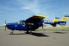 Cessna T337B Super Skymaster [1968] N2432S<br /> Marfa Municipal Airport, Marfa, Texas - June 2009