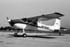 Cessna 180 Skywagon [1954] N2919C<br /> Oxnard Airport, Oxnard, California - early 1970s