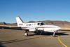 Cessna 414A Chancellor [1979] N2618Y<br /> Casparis Airport, Alpine, Texas - January 2010