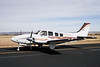 Beechcraft Raytheon 58 Baron [2000] N974SA<br /> Casparis Airport, Alpine, Texas - December 2009