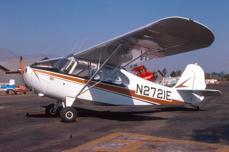 Aeronca 7AC Champion [1946] N2721E