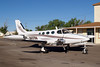 Cessna 340A [1978] N4579N<br /> Pecos County Airport, Fort Stockton, Texas - April 2011
