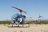 Bell 47G-2 [1967] N4423<br /> Stillwell's RV Park, Heath Canyon, Texas - April 2009