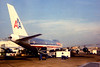Boeing 747-100<br /> Dallas Love Field, Dallas, Texas - May 1971