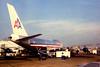Boeing 747-100<br /> Dallas Love Field, Dallas, Texas - May 1971