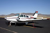 Beechcraft 95-B55 Baron [1965] N990K<br /> Casparis Airport, Alpine, Texas - May 2009