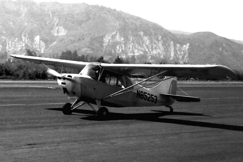 Aeronca 7AC Champion [1946] N85253