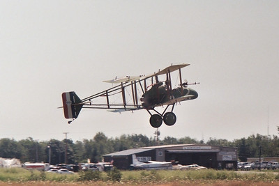 Royal Aircraft Factory F.E.8 replica [1980] N928