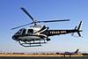 Eurocopter AS350 B2 [2008] N60TX<br /> Casparis Airport, Alpine, Texas - April 2011