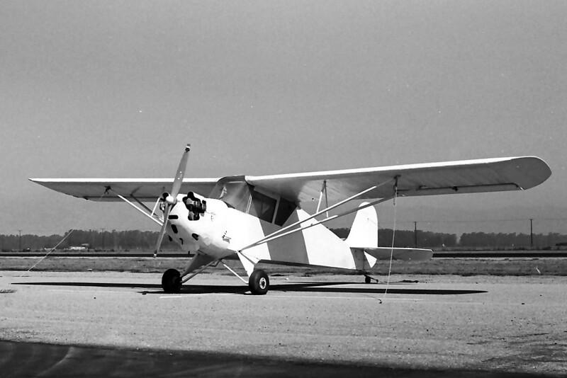Aeronca TC-65 Defender