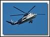 Helijet Sikorsky S-61N C-GBSF coming into Vancouver harbour.