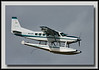 Seair Cessna Grand Caravan C-FLAC coming in to land on the Fraser River at YVR's south side seaplane terminal. (w/ Sigma50-500)