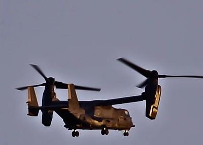Bell Boeing V-22 Osprey Aircraft