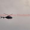 Memorial Star Transport helicopter operating in Colorado Springs, Colorado.