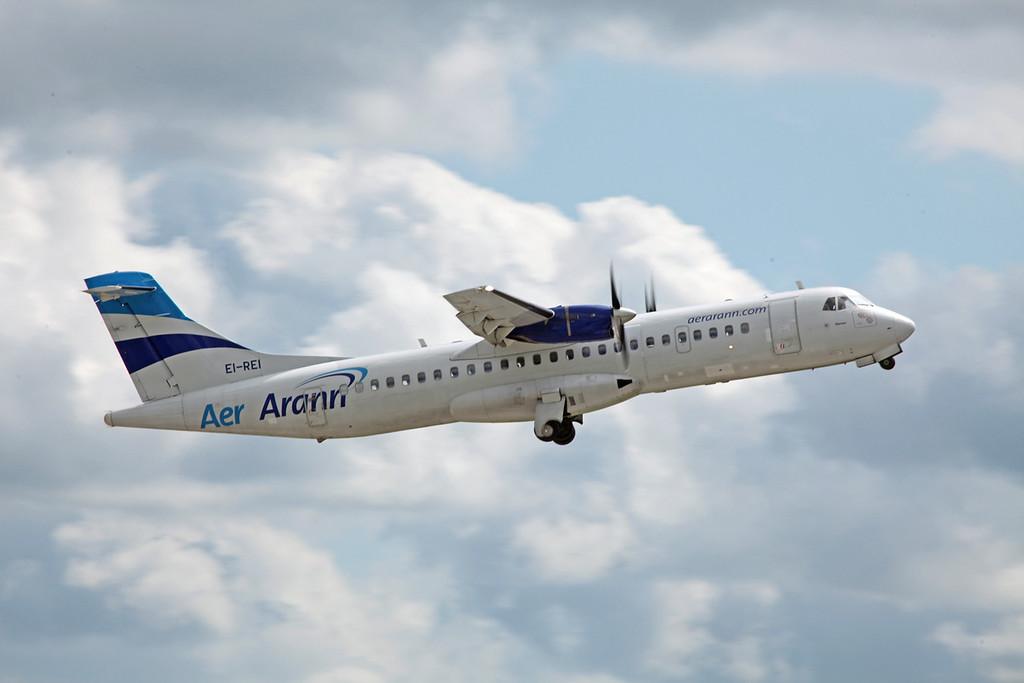 EI-REI ATR72-202 (MAN) Aer Arann