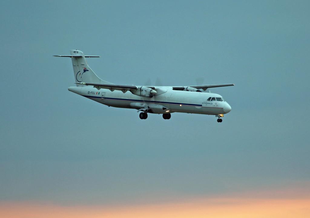 EI-FXJ ATR 72-202F (MAN) Air Contractors
