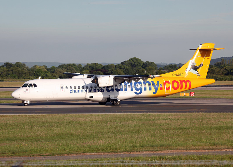 G-COBO ATR 72-212 A (MAN) AURIGNY (Channel Islands) 5